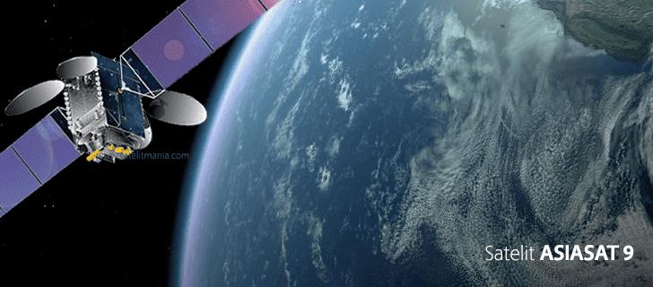 Daftar Channel dari Satelit Asiasat 9 2018