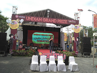 Pesta Jutawan SOBATKU Memeriahkan Kota Medan
