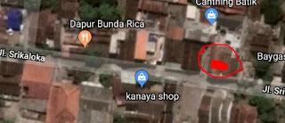 jasa pembuatan peta google maps