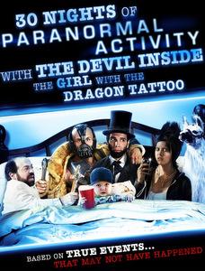 Baixar Filme 30 Noites de Atividade Paranormal Dublado