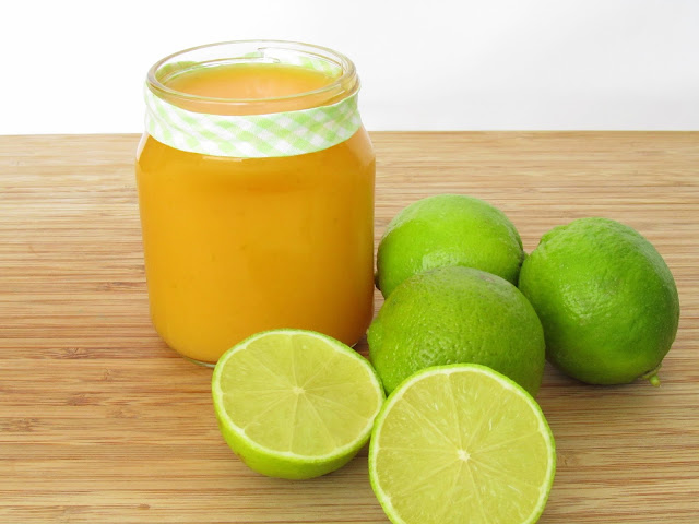lime-curd