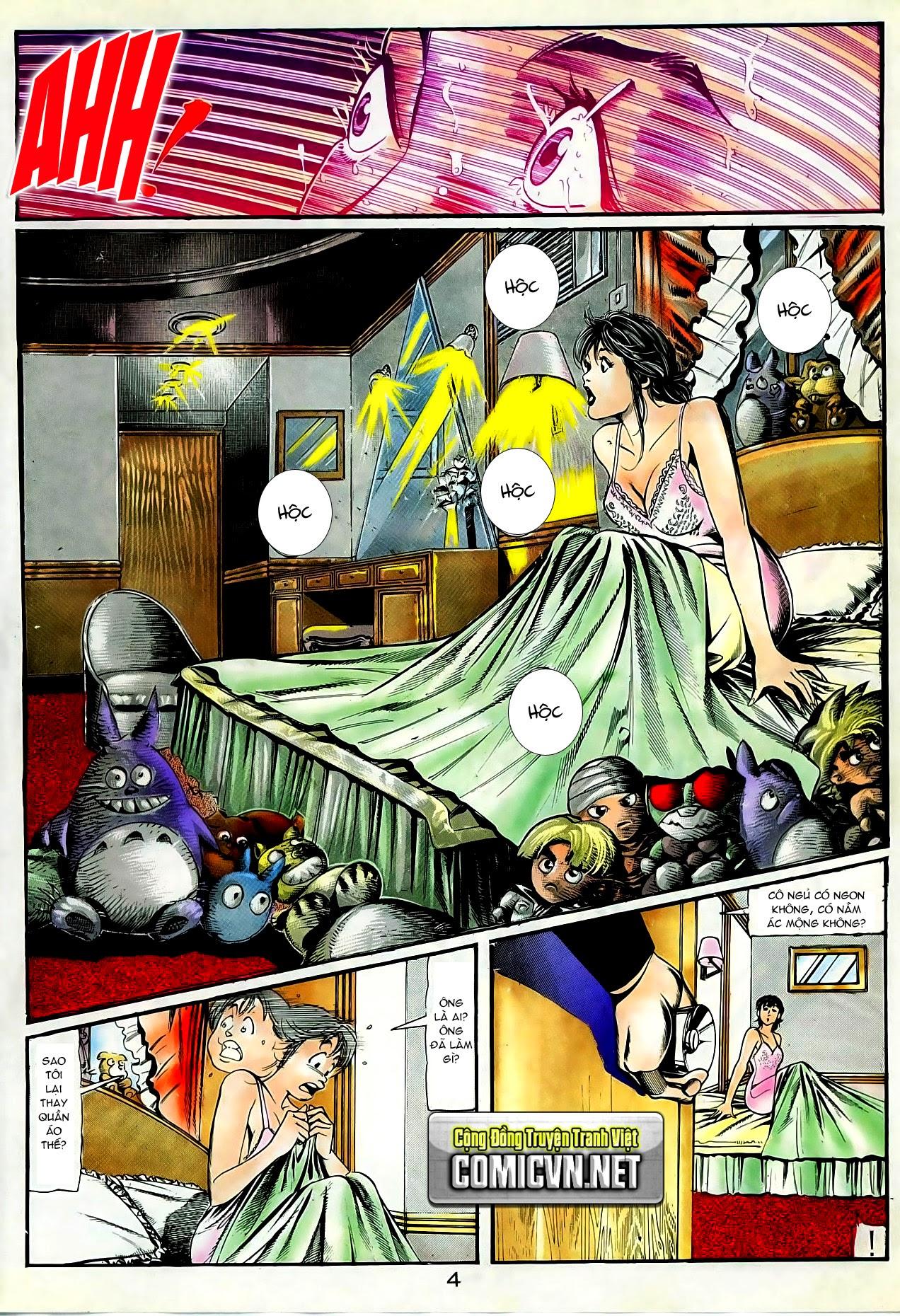 Người Trong Giang Hồ chapter 84: đỗ vương hạ tân trang 8