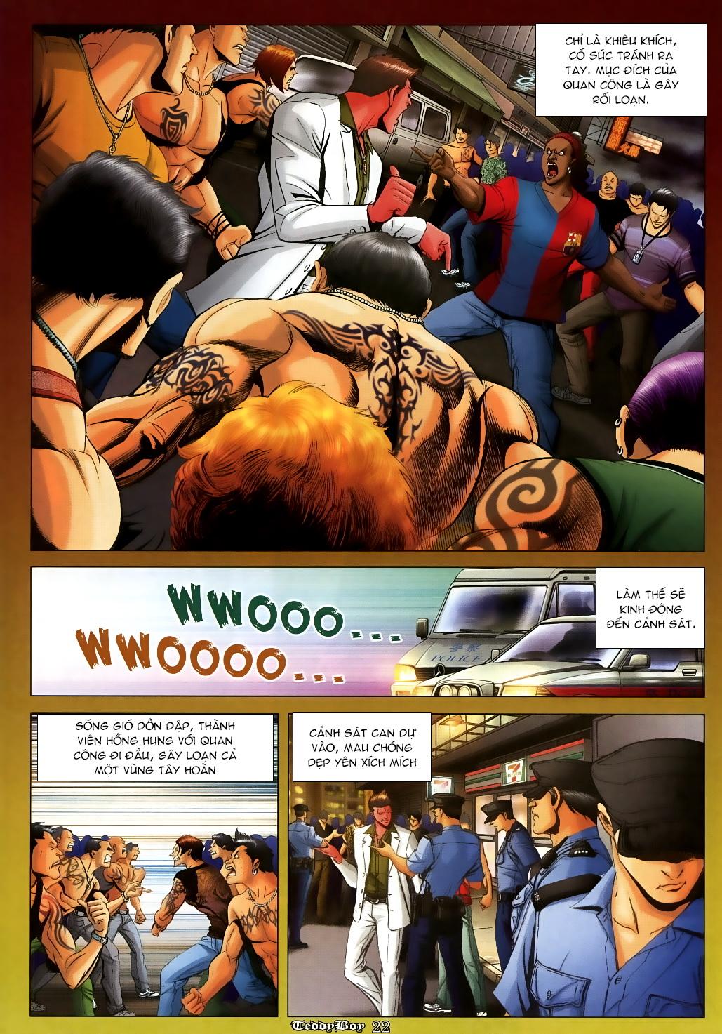 Người Trong Giang Hồ NetTruyen chap 987 - Trang 16