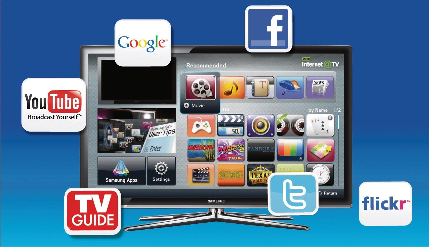 smart television internet tv. Black Bedroom Furniture Sets. Home Design Ideas