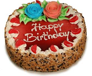 Happy Birthday Scraps Orkut