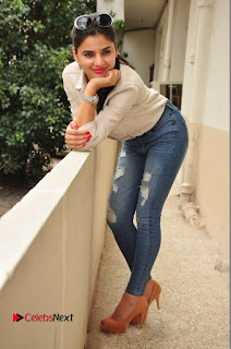 Actress Kamna Ranawath Latest Pictures in Ripped Jeans  0087.JPG