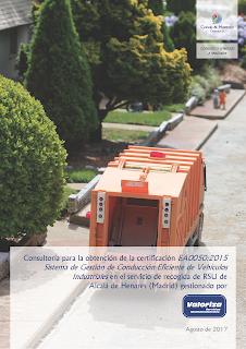 Trabajo firmado entre Cuevas y Montoto Consultores y Valoriza Servicios Medioambientales.