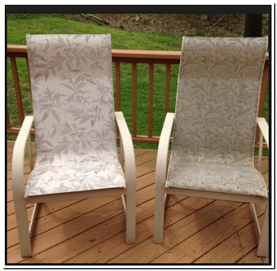 Replacement Material For Patio Chairs And Outdoor Folding Chairs