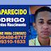 Familiares procuram homem que desapareceu no início de dezembro