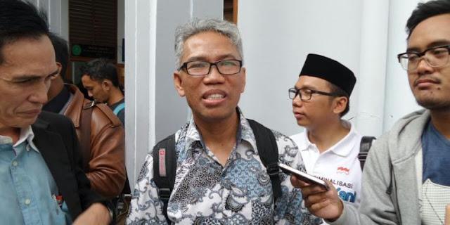 Tidak Jadi Bebas, Buni Yani Sedih & Nelen Ludah Usai Dengar Keputusan Majelis Hakim