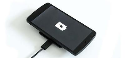 Baterai Smartphone Cepat Nge-Drop