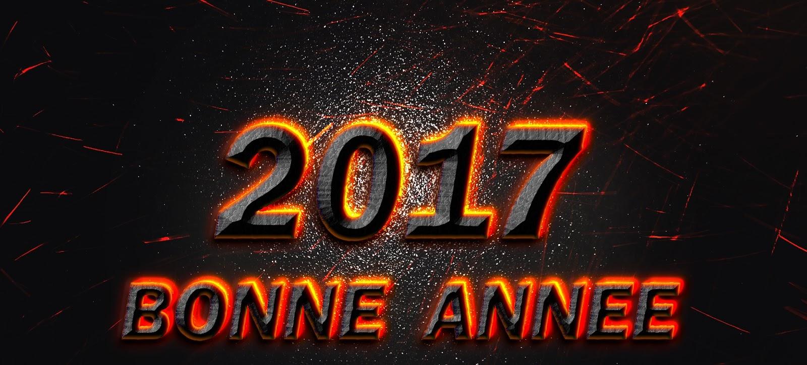SMS bonne année et nouvel an 2017