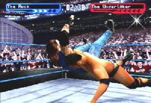 WWF Smackdown 2 Know Your Role PC Game Free Download