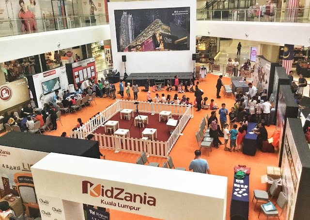 Kidzania Go! di Quill City Mall.