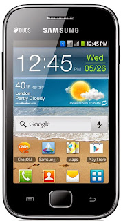 Samsung Galaxy Ace - 37