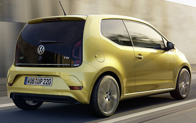 novo Volkswagen Up! 2017