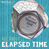 all about elapsed time - dodecahedron project