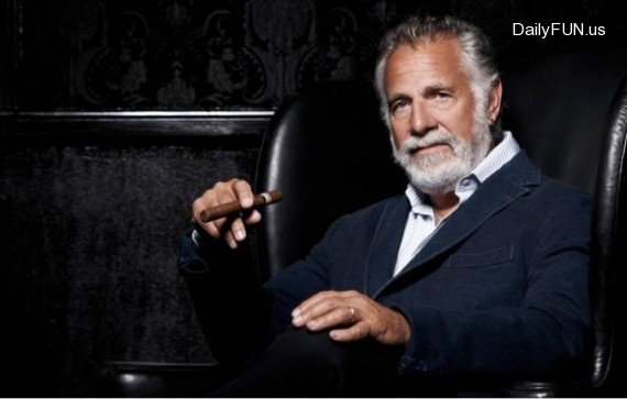 TransGriot: The Most Interesting Man In The World: On ...