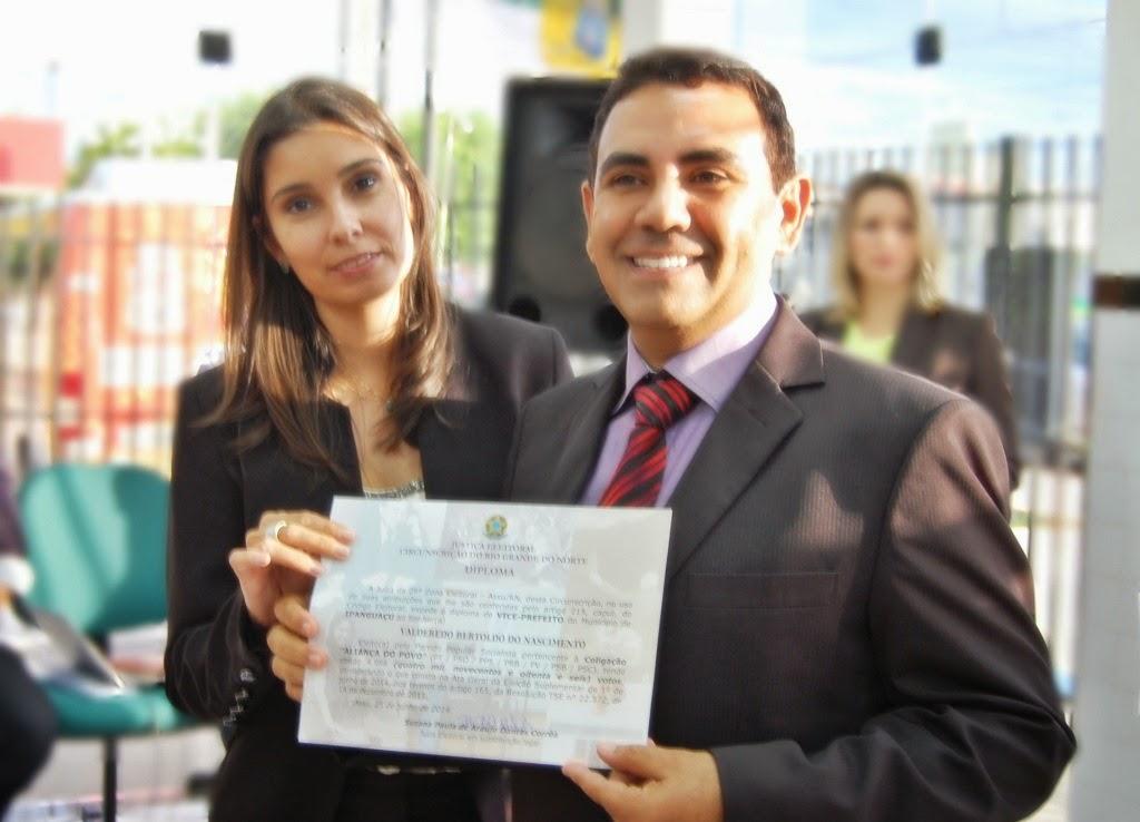 Resultado de imagem para prefeito valderedo Ipanguaçu