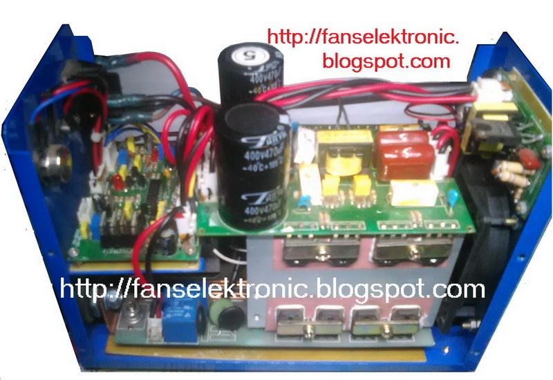 mengatasi mesin las listrik rusak listrik kecil