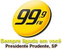Rádio 99 FM 99,9 de Presidente Prudente SP