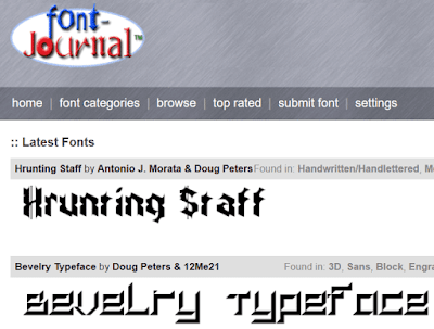 Font-Journal.com