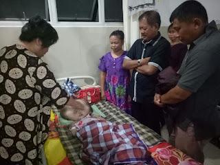 Donatur Asal Makassar Akan Tanggung Biaya Pengobatan Labeddu