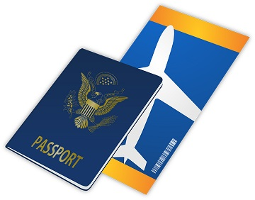 Ticket and Passport
