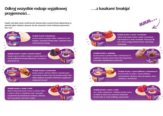 Projekt Smakija!  #zakochaniwsmaku!