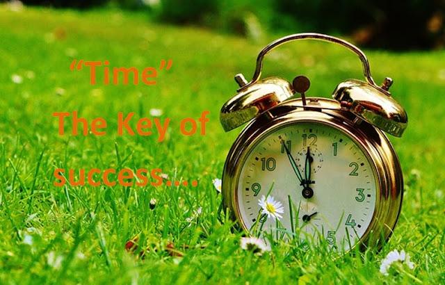 """Time"" the key of success in Hindi / ""समय"" सफलता की कुंजी"