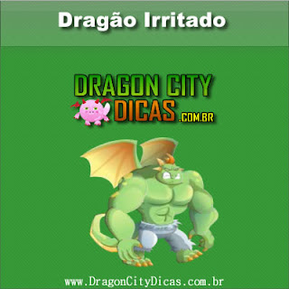 Dragão Irritado