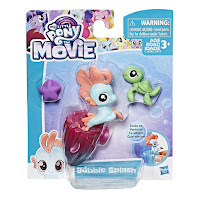 My Little Pony the Movie Baby Seapony Bubble Splash
