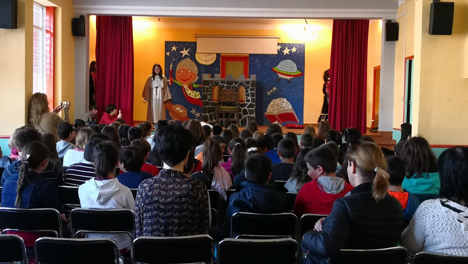 Éxito de la II Muestra de Teatro Escolar Princesa Galiana y el día MUS-E
