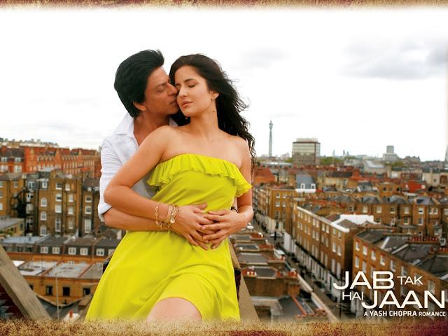 Jab Tak Hai Jaan katrina hot