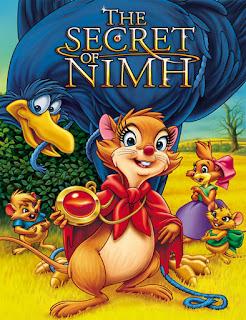 Nimh, el mundo secreto de la Sra. Brisby (1982)