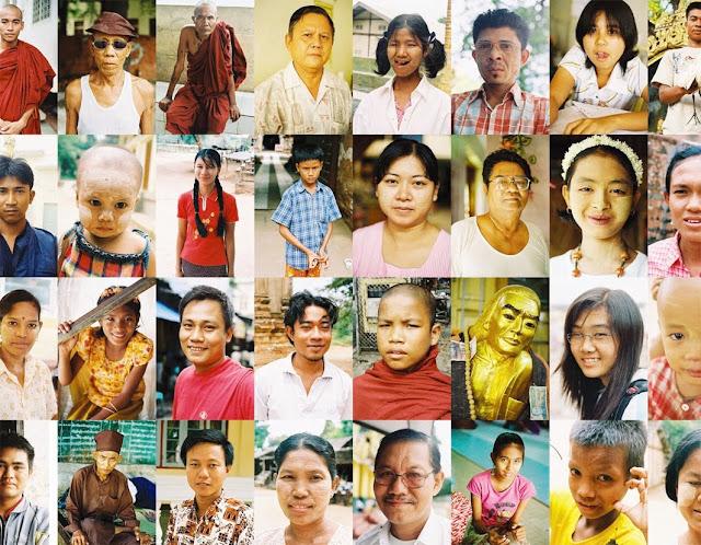 ミャンマー ミャンマーの人 旅先 旅 ゲストハウス 写真 アジア