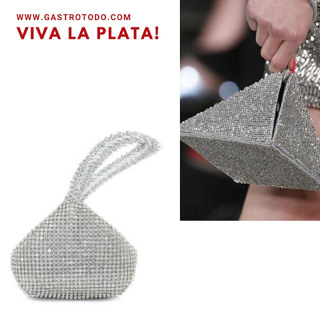 Si a la moda quieres ir, la plata te pondrás