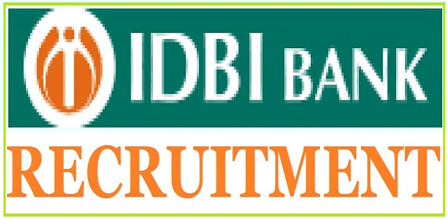 IDBI Bank,DGM, AGM, Manager Posts Recruitment, Apply online