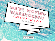 Shop Blitsy! Everything is 50% Off