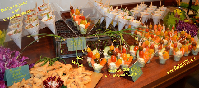 gluten free, vegan, plant based food catering menus for NYC weddings, Manhattan Corporate Cocktail Events, teenage bar mitzvah guests, sweet sixteen party