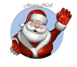 Joyeux Noël  mes Amis