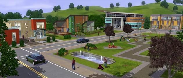 Capturas Los Sims 3