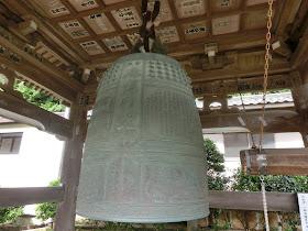 龍口寺延寿の鐘