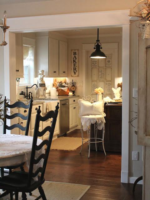 Our french farmhouse kitchen reveal for Modern french farmhouse
