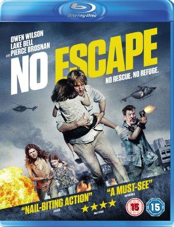 No Escape (2015) 720p BluRay x264 [Dual-Audio] 900MB