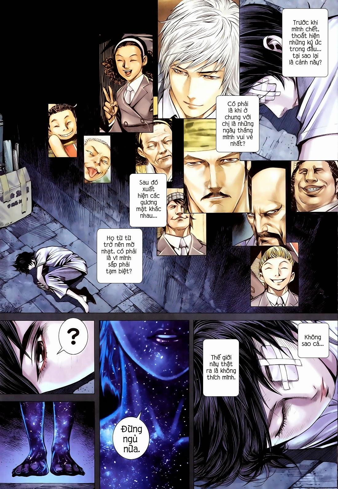 Đại Quân Phiệt chap 14 trang 10