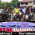 Jelang Pencoblosan, KapolresJakbar Bersama Danrem 052 Wijayakrama Dan Dandim Jakbar Gelar Patroli Gabungan