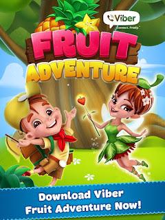 viber fruit adventure apk