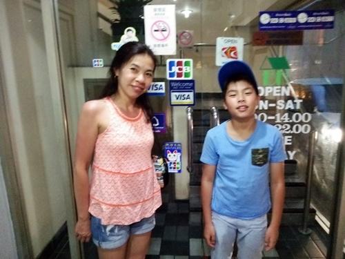 Banana House-Bangkok バンコク・サラデーン駅前