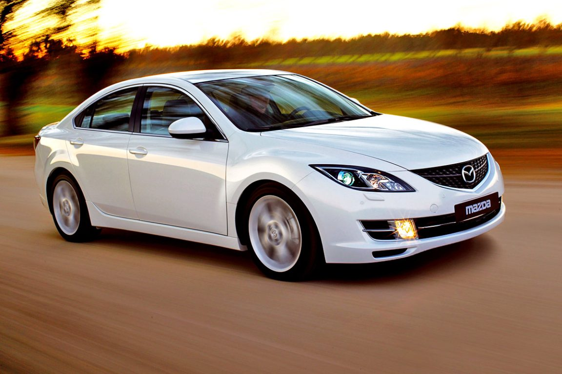 Mazda 6 Elegance 4 Doors Saloon Car Wallpaper 126 Car Wallpaper